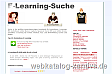 E-Learning-Suche: E-Learning, Online Training und Open Content finden!