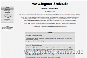 Ingmar Sroka -Software And Service-