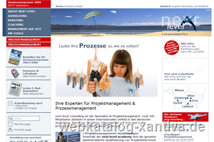 next level consulting Projektmanagement