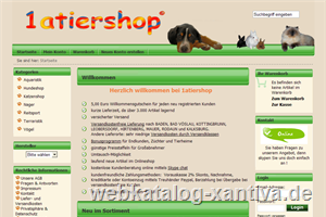 1a Tiershop aus AT