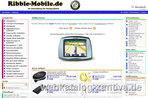 Ribble-Mobile Handy Zubehör Shop
