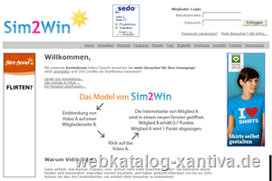 Sim2Win.de - Der erste Video Clip Exchange