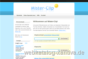 Youtube Download - Mister-Clip
