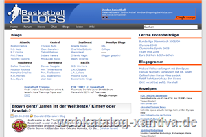 Basketball und NBA Blogs