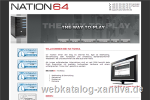 NATION64 - The Way to Play