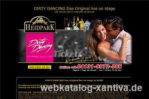 Dirty Dancing - Das Original live on stage