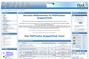 PHP Fusion Support Club
