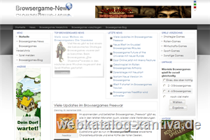 Browsergames als Hobby