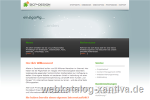 BCP-Design :: einzigartig, anders, individuell